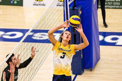 Lakkapää pestasi pelintekijän Kanadasta - Reece Dixon pelasi viime kaudella Ruotsin pronssijoukkueessa