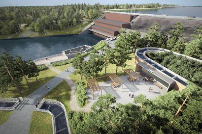 Iijoen Raasakan kalatien kilpailutus käynnissä – suunnitelmissa rakentaa 620 metriä pitkä kalatie