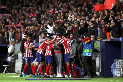 Hradeckyn Leverkusenille jälleen tappio Mestarien liigassa – vaihtomies Morata puski Atletico-voiton