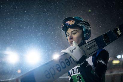 Tässä Suomen joukkue Rukalle – Jonne Veteläinen hyppää mäkeä, Susanna Saapunki hiihdon kansallisessa ryhmässä