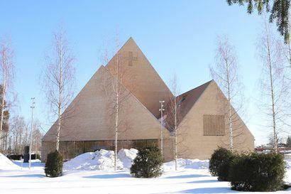 Ylivieskan uusi kirkko ehdolla Arkkitehtuurin Finlandian voittajaksi –Kirkko rakennettiin seurakunnan kodiksi