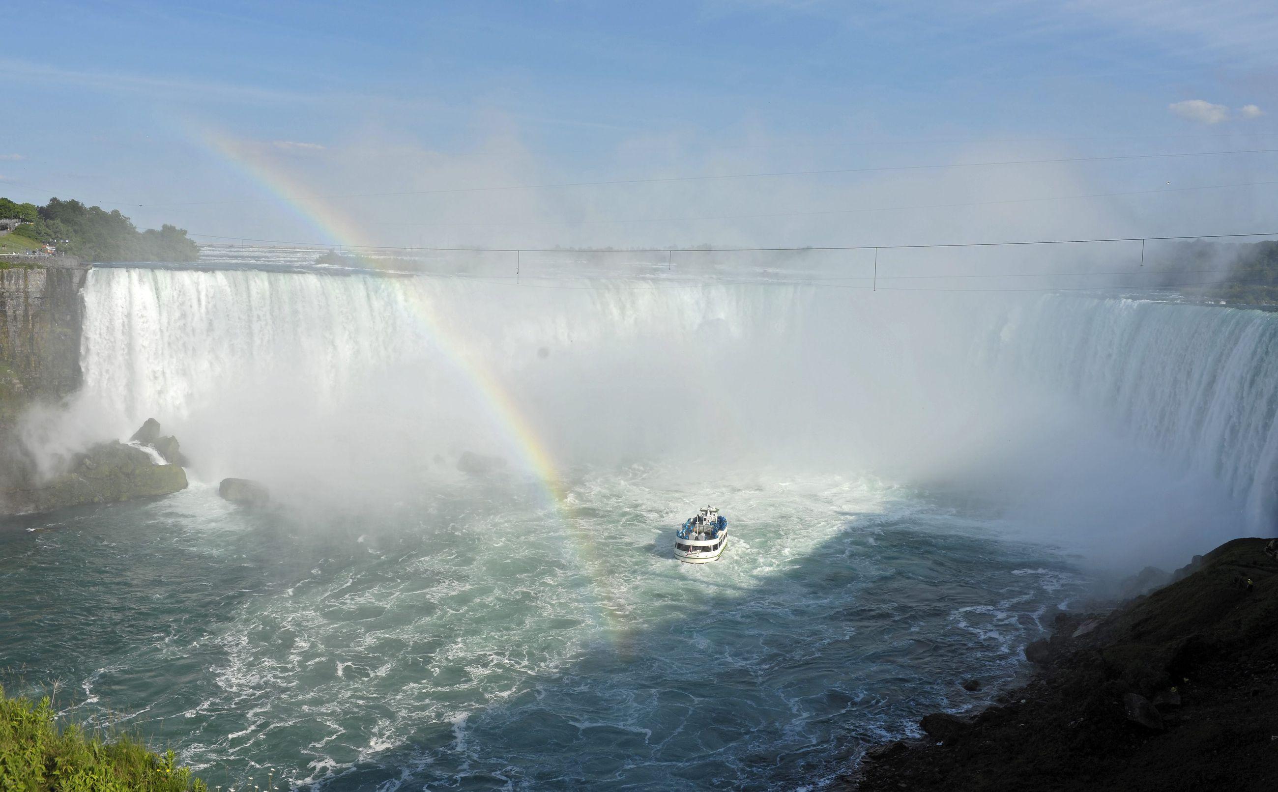 Niagaran Putoukset Suomi 100