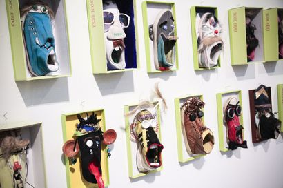 Kemin taidemuseo mukaan Taidetestaajat-hankkeeseen – covid-19 ja lomautukset sekoittivat museon suunnitelmat.