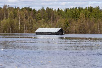 Tulviin varautumisella säästetään miljoonia euroja – tulvatilanne antaa viitteitä tulevaisuudesta