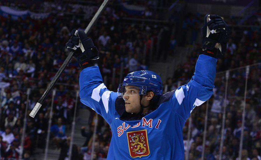 Juhamatti Aaltonen on edustanut Suomen A-maajoukkuetta 88 ottelussa.