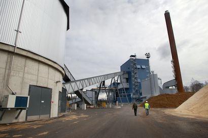 Tornion energia ja Tornion voima haluavat ostaa 51 prosenttia Haaparannan lämpölaitoksen osakkeista