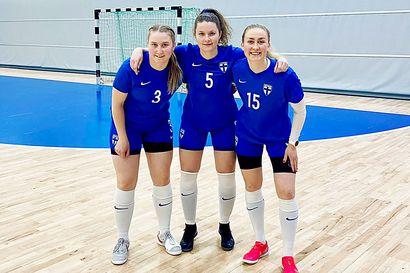 FTK:n trio maajoukkueleirillä – naiset jättivät päävalmentaja Jaakko Laitiselle osaavan kuvan pelitaidoistaan