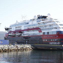 Poliisi tutkii nyt norjalaista varustamoa, jonka laivalla yli 40 ihmistä sai koronavirustartunnan