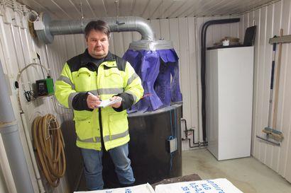 Savukosken uusi jätevedenpuhdistamo nostaa talvikauden tehoja – pienelle kunnalle 1,2 miljoonan euron investointi on suuri