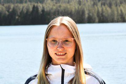Jenny Rautionaho suomalaisten valopilkku Klingenthalissa - kesä-GP:n pisteissä paras suomalainen