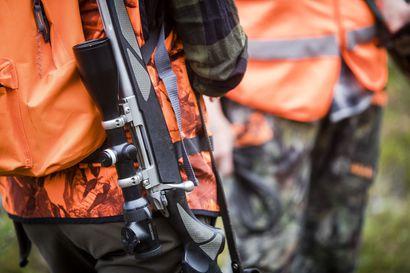 Metsästystä valvottiin Kajaanissa: Lähes kaikille tarkastetuille sakot, kahdelta puuttuivat kaikki metsästykseen liittyvät luvat