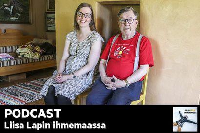 Kuuntele Liisa Lapin ihmemaassa: Topi Mikkola, 71, Kersilö: Kulttuurin tekijöitä ei pidetty 1970-luvulla pohjoisessa ihan täysjärkisinä