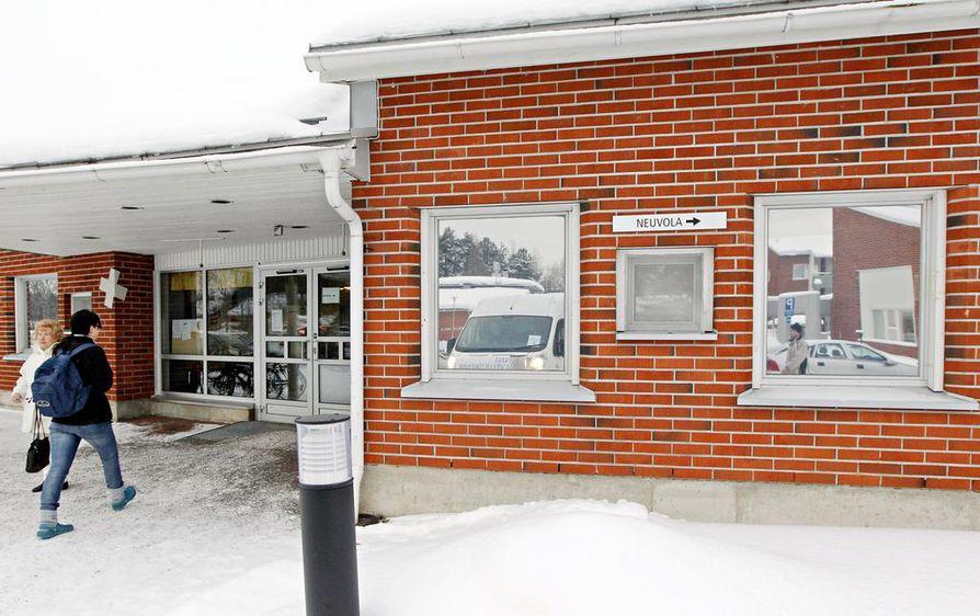 Terveyskeskukset ovat jäämässä historiaan Oulussa.