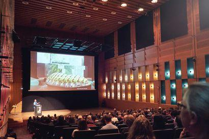 """Kulttuuritalo Korundin kokoustilat vertaansa vailla – """"Monipuoliset tilat ja inspiroiva ympäristö"""""""