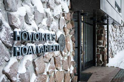 Pisimmän tuomion Oulun seksuaalirikosvyyhdessä saanut perui valituksensa, yli neljän vuoden vankeustuomio jäi voimaan