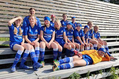 Jalkapallokulttuuria vahvistetaan Sodankylässä