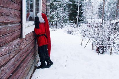 Meteorologi Saarikalle: Jouluaatto on valkea suuressa osassa maata
