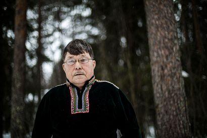 Kolttamuusikko Jaakko Gauriloff palkittiin elämän mittaisesta kulttuurityöstä