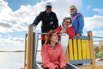Ylläsjärvi kasvaa aidosti kahden kunnan kylänä – Vuoden 2020 lappilainen kylä saa talkooväen liikkeelle