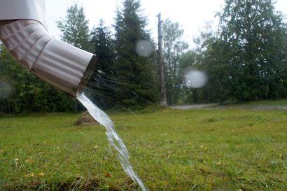 Jaurakkajärven loppukesä oli ennätyksellisen märkä – samoihin sademääriin ylletään kerran vuosikymmenessä