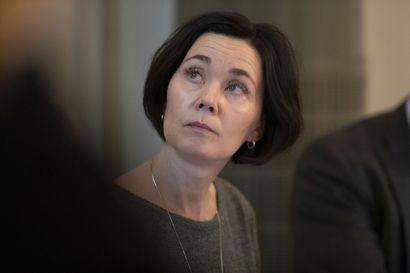 Hanna-Leena Mattila on tyytyväinen ilmastokokouksen antiin