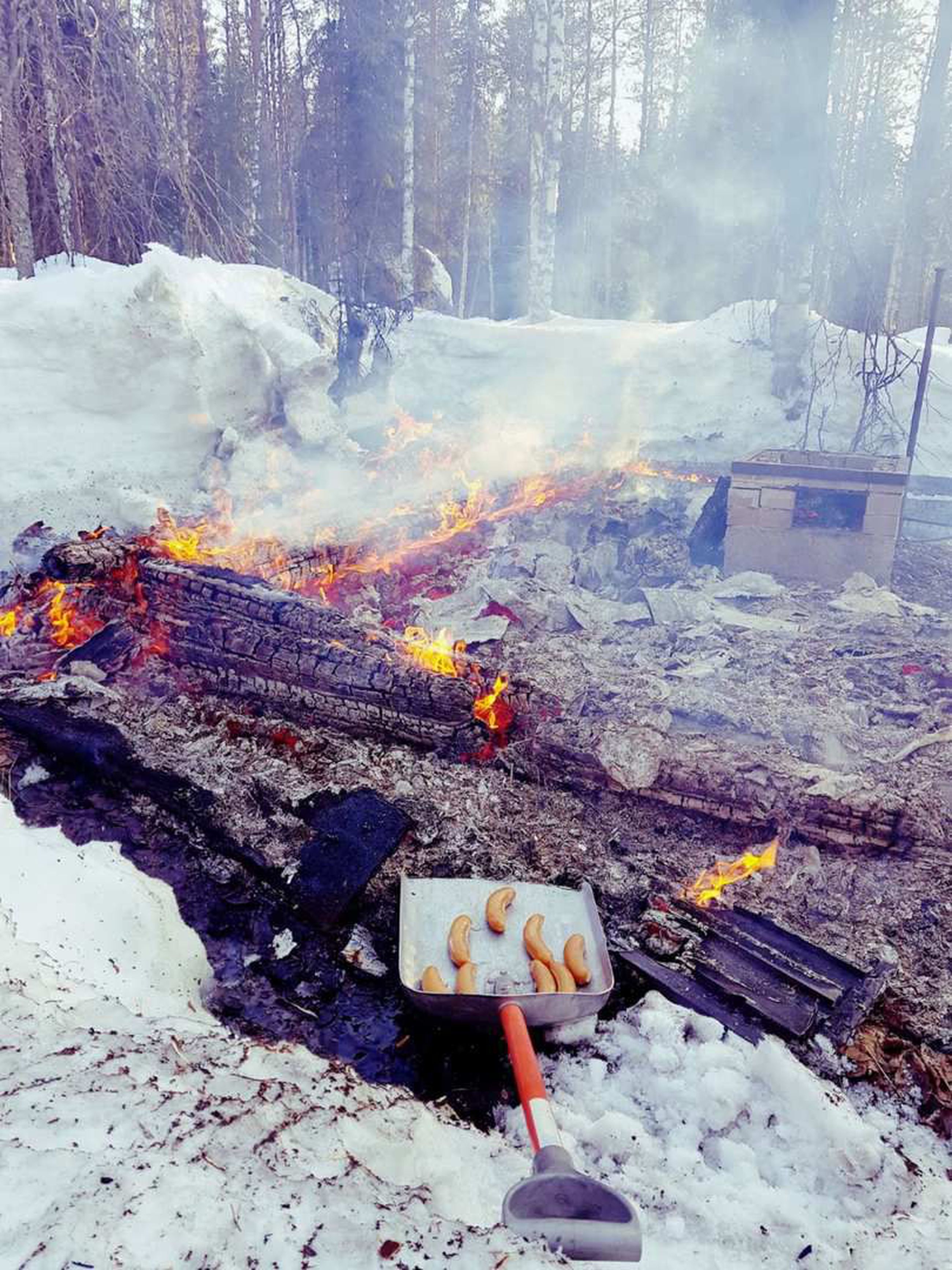 Tulipalo Rovaniemi