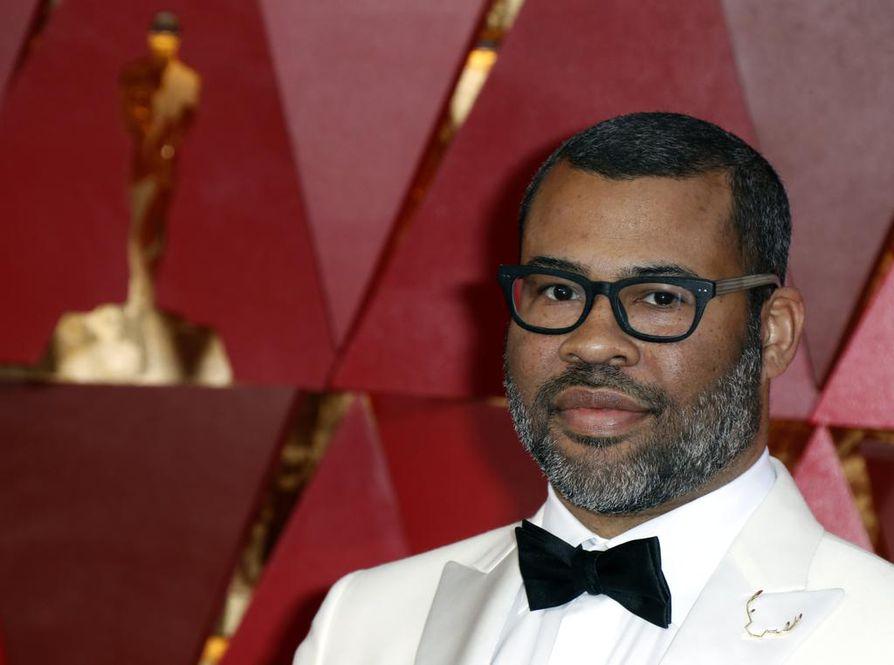 Jordan Peele voitti parhaan alkuperäisen käsikirjoituksen Oscarin rasismia käsittelevästä satiirisesta kauhuelokuvastaan Get Out.