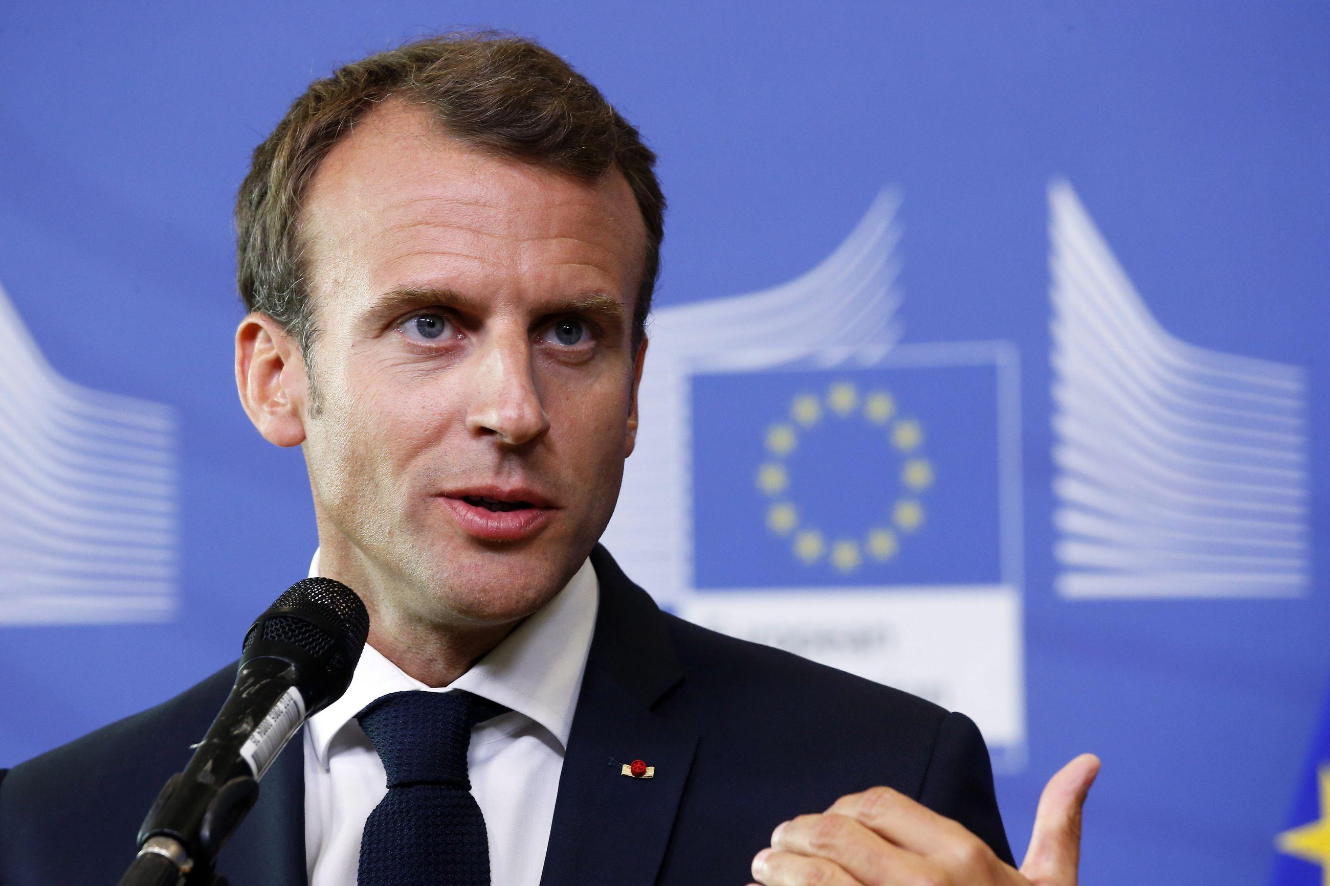 Ranskan Presidentit
