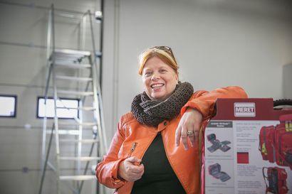 """Oululainen terveydenhuollon tarvikkeita myyvä MedKit Finland kasvatti liikevaihtoaan 60 prosentilla – """"Korona toi meille vain ylimääräisen kasvupiikin"""""""