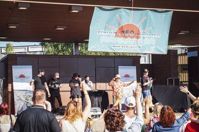 Juhlijoita vauvasta vaariin – Kemijärven 150-vuotisjuhlassa muisteltiin menneitä ja luotiin uskoa tulevaan