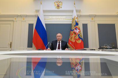 Putinin neuvonantaja: Huippukokous Bidenin kanssa voisi järjestyä kesäkuussa