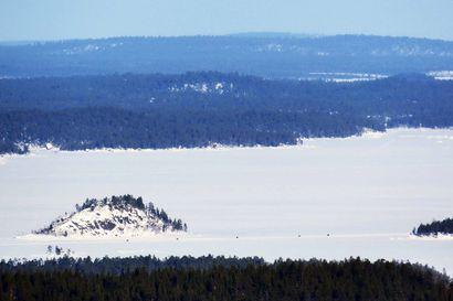 Säilytetään viimeinen suuri erämaajärvi