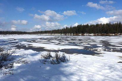 Lumi ja jäät sulavat nyt hurjaa vauhtia – Jäille ei ole enää mitään asiaa, painottaa Suomen ympäristökeskuksen johtava hydrologi