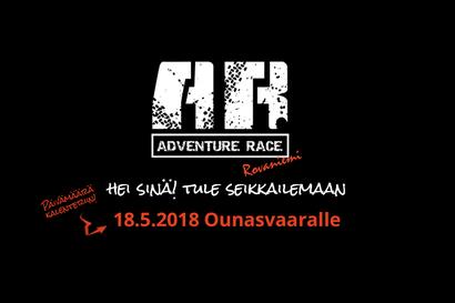Adventure Race haastaa kaikki seikkailemaan Ounasvaaralle