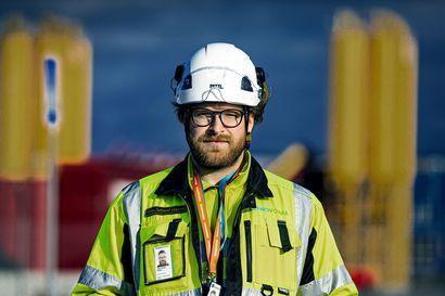 Ydinvoimalatyömaalla on monta kulttuuria, mutta suomalaiset säännöt