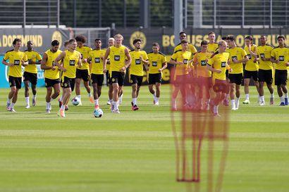 Saksan jalkapalloseurat valmiita päästämään katsojat takaisin stadioneille