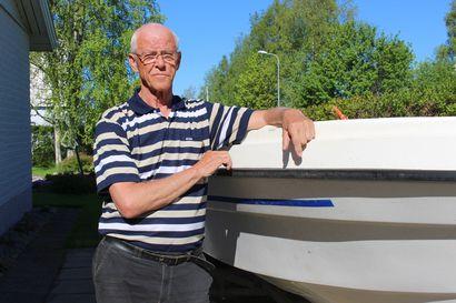 Uljualla valvotaan jälleen – Juha Syvärinen: kunnioitus myös kalalle