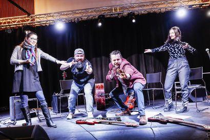 Keskiviikkona Rovaniemen Mondella esiinnytään tyhjälle salille: Monde On Air Livestreamia voi seurata kotisohvilla