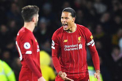 Kärki-Liverpool romahti yllättäen Watfordissa, samalla katkesi 44 ottelun tappioton putki Valioliigassa