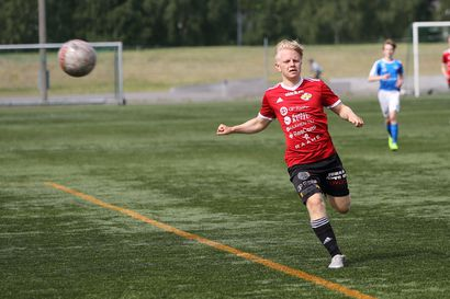 FC Raahen miehet haki vierasvoiton nelosessa