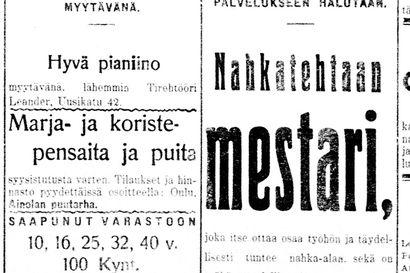 Vanha Kaleva: Koskenniska Ölbryggeri myi panimonsa ja virvoitusjuomatehtaansa  Oulun Osuuskaupalle