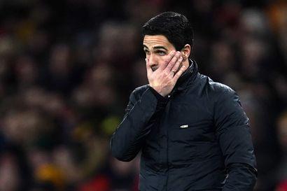 Arsenalin päävalmentaja Mikel Arteta on saanut koronavirustartunnan – Valioliigalla hätäkokous