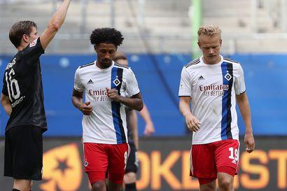 Pohjanpalon HSV romahti päätöskierroksella – Heidenheim Moisanderin Bremenin karsintavastus