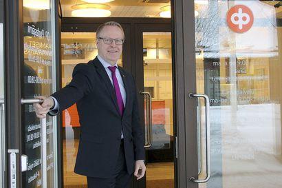 Pudasjärven Osuuspankin toimitusjohtaja vaihtuu –Teuvo Perätalo aloittaa maaliskuussa työt Kainuussa