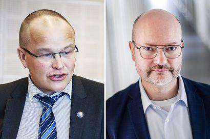 Valtuutetut vaikean valinnan edessä – jatkaako Timo Nousiainen vai nouseeko kaupunginjohtajan paikalle Jukka Kujala?