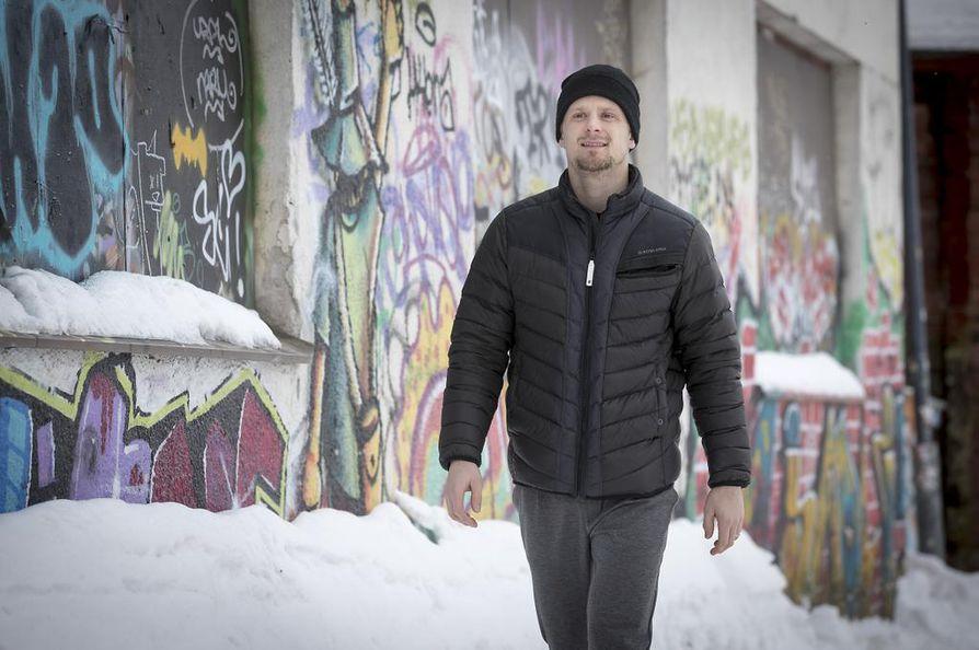 Ruotsalaissentteri Nicklas Lasulla on menossa toinen vuosi Kärppien kanssa tehdystä kaksivuotisesta sopimuksesta.