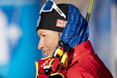 OH:n Jenny Rautionaho ja Wille Karhumaa sekä Visa Ski Team Kemin Riitta-Liisa Roponen MM-joukkueeseen