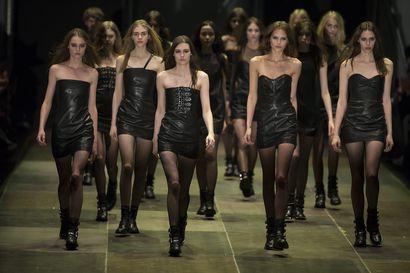 Pariisin muotiviikko esitteli ensi talven trendit