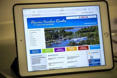 Reumaväki aloittaa tietokoneopastuksen Raahessa