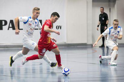 FC Kemi ratkaisi nopeaan tahtiin, mutta asenne lipsui toisella puoliajalla